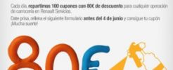 Renault te regala 80 euros para que arregles tu coche