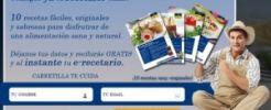 Recetario digital gratis de Carretilla