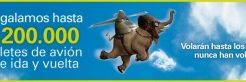 BP te regala boletos de avión ¡GRATIS!