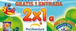 Chupa Chups te regala entradas para PortAventura