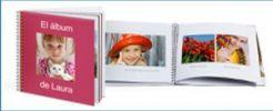 Tu álbum de fotos con Photobox