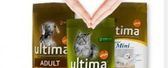 Ultima, muestras de comida para tu mascota