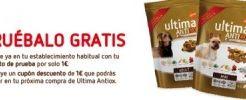 Prueba gratuita de alimento para mascotas Ultima Antiox