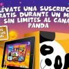 Gana con Gananones un mes de Canal Panda
