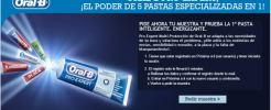Muestra de Oral B Pro Expert gratis
