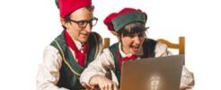 Crea un vídeo navideño personalizado para tu peque en Polo Norte Portátil