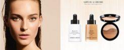 Muestras gratis de maquillaje ARMANI en El Corte Inglés