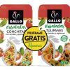 Prueba gratis las nuevas pastas Gallo para ensaladas