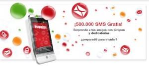 sms gratis coca cola