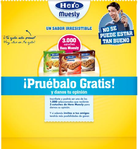 promociones cereales