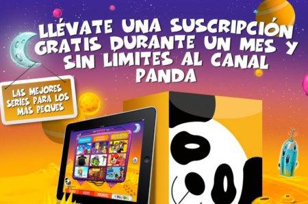 suscripcion a canal panda gratis