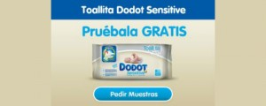 Muestras Dodot Sensitive