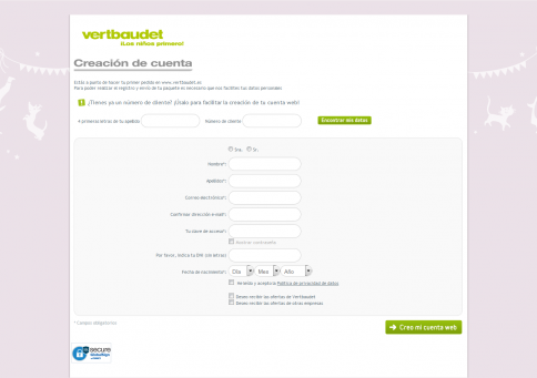 formulariovertbaudet