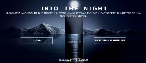 muestras nuit issey
