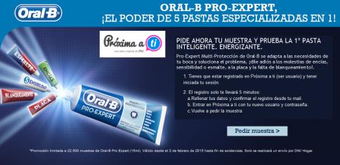 oral b muestra feb2015