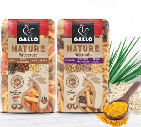 Prueba gratis GALLO NATURE ¡las pastas estupendas de Gallo!